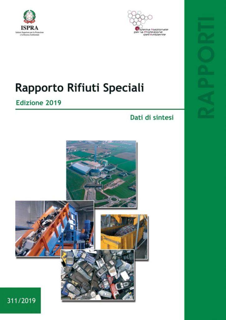 """Rifiuti speciali: Rapporto Ispra 2019, """"da costruzioni e demolizioni la maggior quantità di rifiuti non pericolosi, il settore manifatturiero produce più pericolosi"""""""